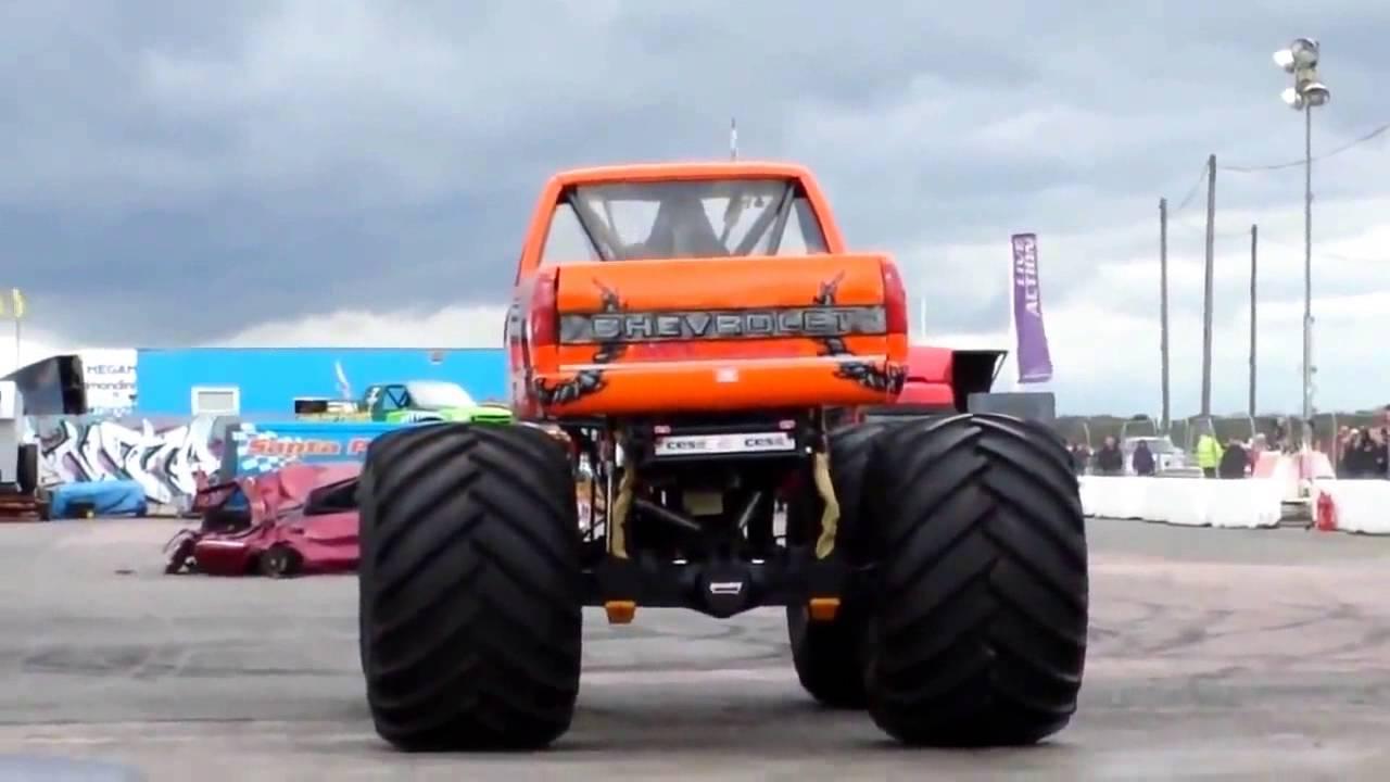 Mobil Monster